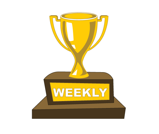 Weekly Challenges Trophy Image