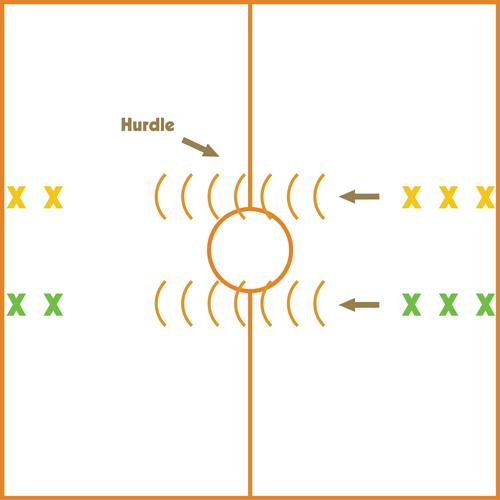 Hurdle Hop - How Fast?