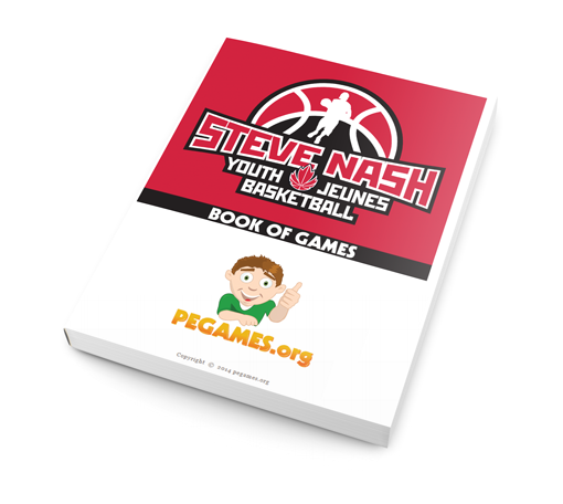 Steve Nash Youth Basketball – Book of Games