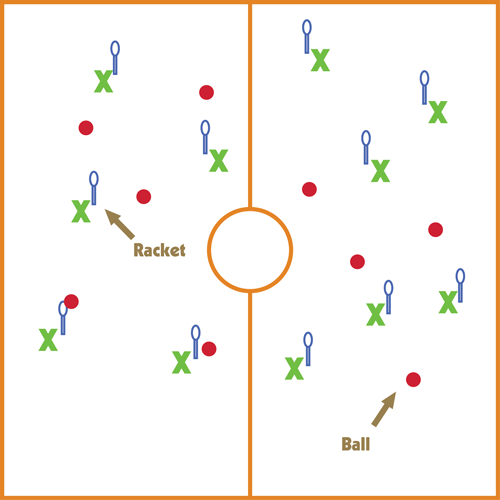 Image description of Racket-Whak-it
