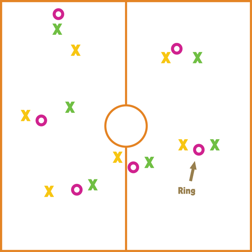 Ring Soccer Full Length