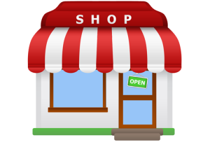 PE Games Shop Widget